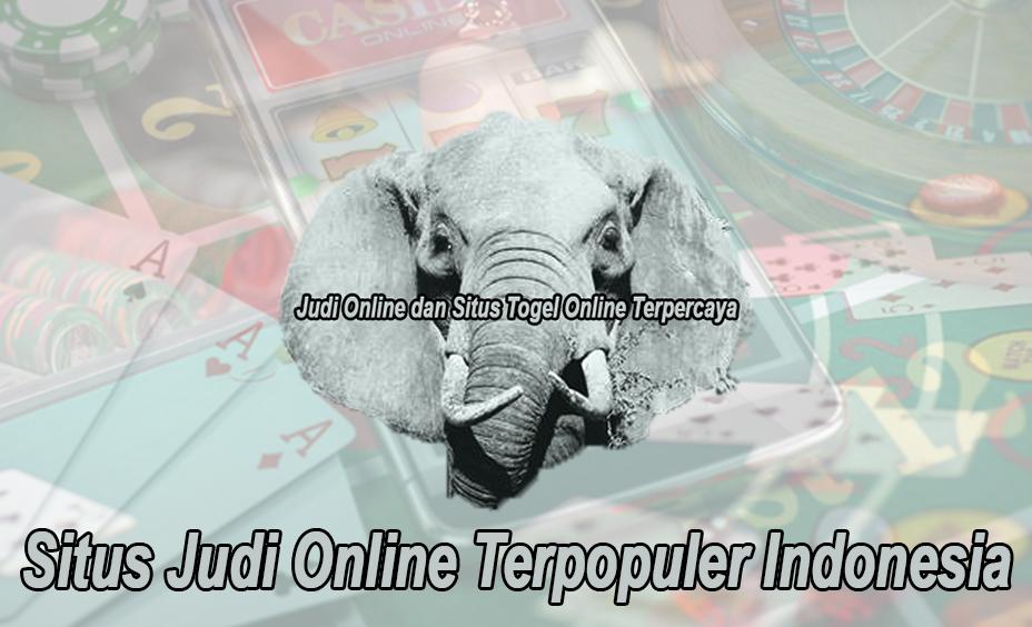 Situs Judi Online - Situs Judi Online Terpopuler Indonesia - Elephantsdc